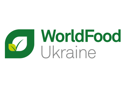 Messe-Logo WorldFood Ukraine 2019