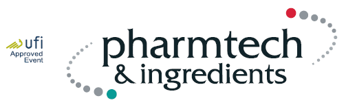 Messe-Logo Pharmtech & Ingredients 2018