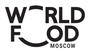Messe-Logo WorldFood Moscow 2020